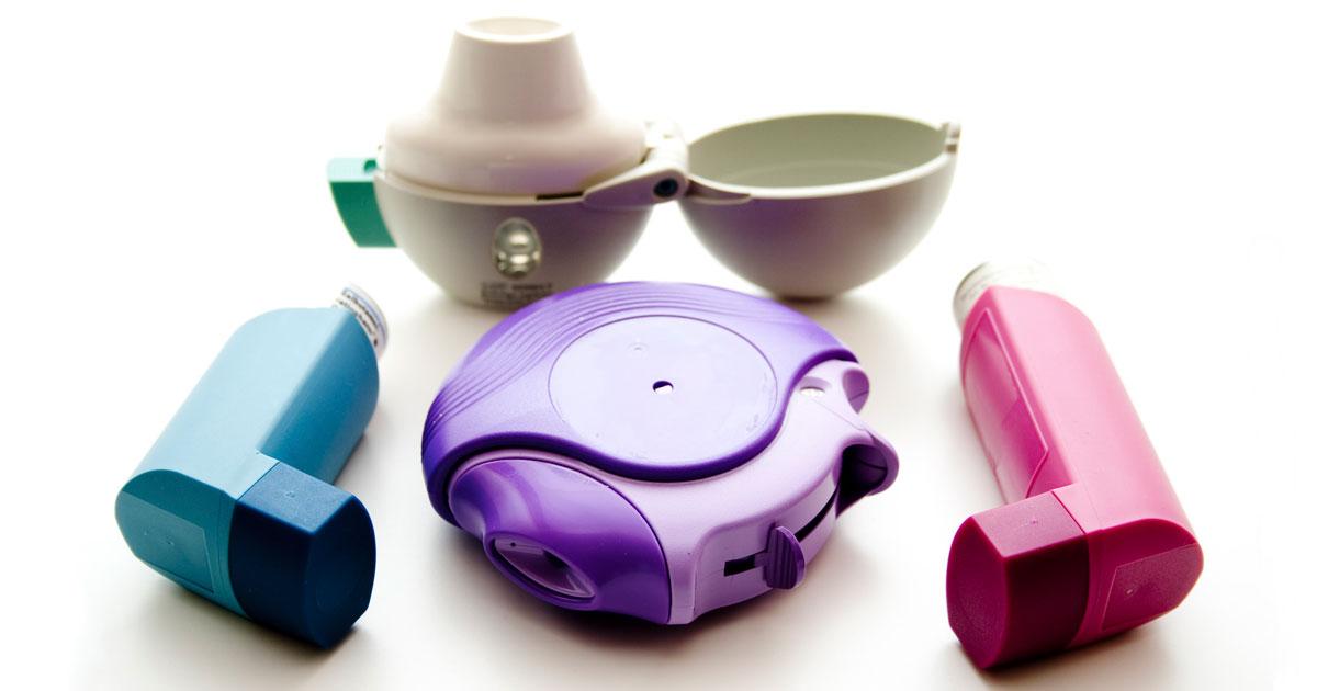 new asthma inhaler steroid