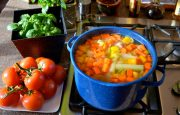 Soups for COPD